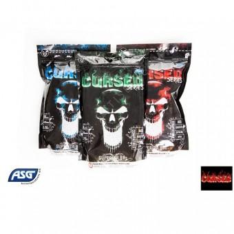 Топчета ASG 6MM Cursed Series *3600 0.28 G