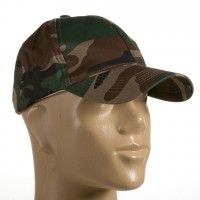 Бейзболна шапка Camo