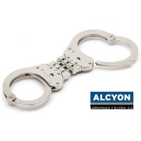 Испански белезници - Alcyon 5005 Тройна връзка - Хром