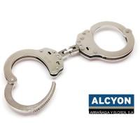Испански белезници - Alcyon 5030 Карданова връзка - Хром