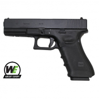 Еърсофт пистолет Airsoft Glock 17 Gen 3 Metal Version GBB
