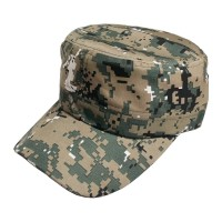 Плоска военна шапка