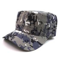 Плоска камуфлажна шапка - Military