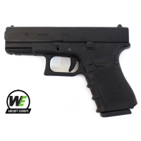 Еърсофт пистолет Airsoft Glock 19 Gen 4 Metal Version GBB