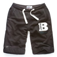 Бермуди Sweatshort Black