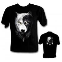 Тениска с вълк 2