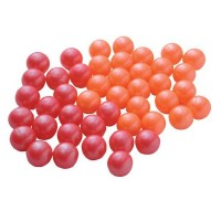 Топчета за пейнтбол Кал.43 Оранжеви 100 БР.