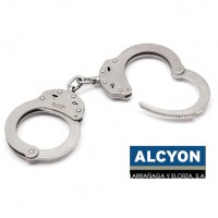 Испански белезници - Alcyon 5010 Мека връзка - Хром