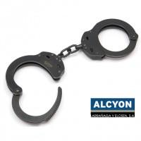 Испански белезници - Alcyon 5011 Мека връзка - Черни