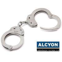 Испански белезници - Alcyon 5012 Мека връзка - Inox