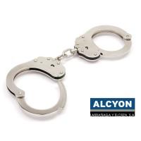 Испански Белезници - Alcyon 5050 Мека връзка - Хром