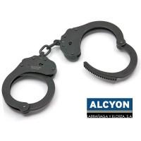 Испански Белезници - Alcyon 5235 Мека връзка - Черни