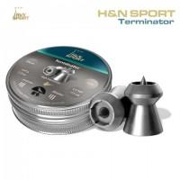 Чашки кал. 4.5 H&N Terminator 200Бр