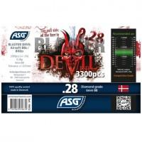 Топчета ASG 6MM Blaster Devil *3300 0.28 G